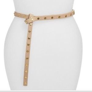 Anthropologie ADA Cala Snap Belt Leather One Size